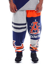 Akademiks - Strike Aka Bats Sweatpants (B&T)-2353321