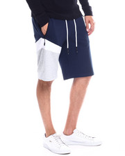Jordan Craig - NAVY COLORBLOCK SHORT-2352732