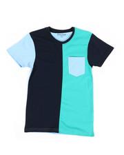 Boys - Crew Neck T-Shirt (8-20)-2351887