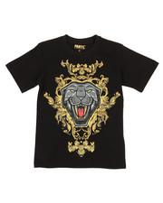 Boys - Panther Graphic Tee (8-20)-2352507