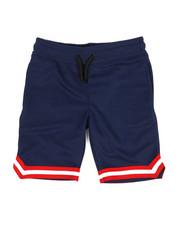 Boys - Tape Trim Knit Shorts (8-20)-2352967