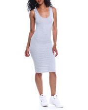 Women - Scoop Neck Tank Dress-2353978