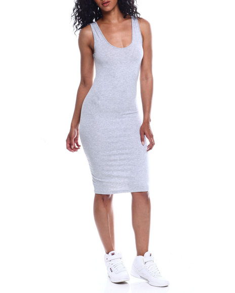 Fashion Lab - Scoop Neck Tank Dress