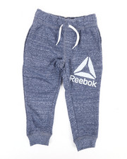 Reebok - Snow French Terry Sweatpants (2T-4T)-2351317