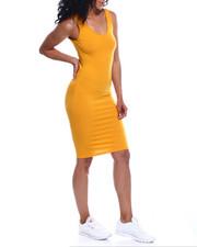 Dresses - Scoop Neck Tank Dress-2354026