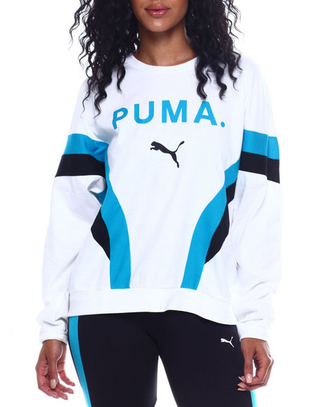 Puma - Chase Long Sleeve Top