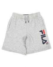 Fila - Fleece Jogger Shorts (8-20)-2352411