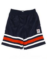 Fila - Mesh Shorts (8-20)-2352421