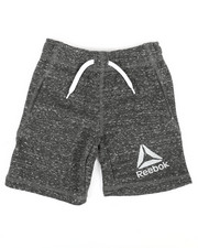 Boys - Wild Panther Shorts w/ Tape Trim (2T-4T)-2353009