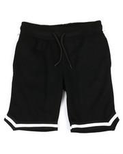 Boys - Tape Trim Knit Shorts (8-20)-2352794