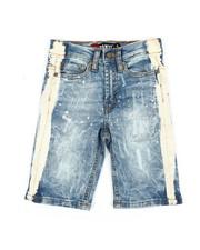 Boys - Painters Denim Shorts (4-7)-2353051