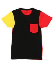 Boys - Crew Neck T-Shirt (8-20)-2351875