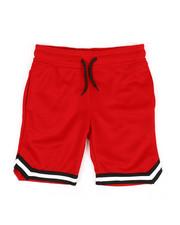 Boys - Tape Trim Knit Shorts (8-20)-2352972