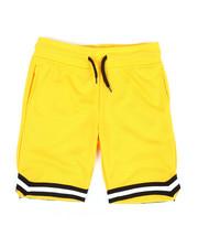 Boys - Tape Trim Knit Shorts (8-20)-2352949