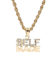 "Men - Self Made 24"" Chain Necklace-2348562"
