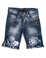 Shorts - Denim Stretch Shorts (4-7)-2352338