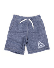 Sizes 2T-4T - Toddler - Snow French Terry Shorts (2T-4T)-2351333
