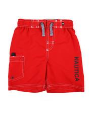 Swimwear - Printed Swim Trunks (4-7)-2352262