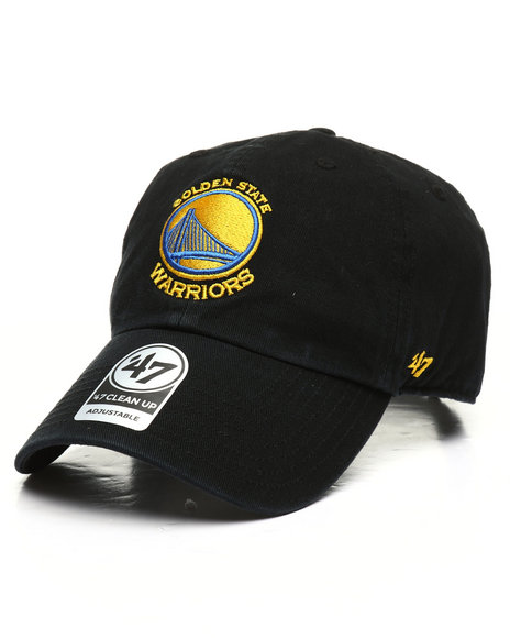 '47 - Golden State Warriors Clean Up 47 Strapback Cap