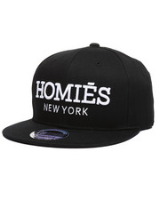 Buyers Picks - Homies NY Snapback Hat-2353896