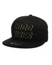 Buyers Picks - Good Vibes Snapback Hat-2353752