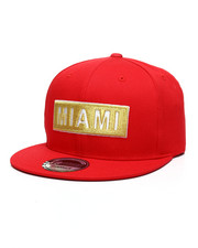 Buyers Picks - Miami City Snapback Hat-2353828