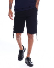 Buyers Picks - Garment Dyed Belted Extended Tab Cargo Short-2355047