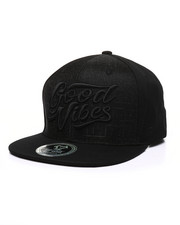 Buyers Picks - Good Vibes Snapback Hat-2353306