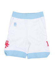 Bottoms - Loopback Shorts (2T-4T)-2353489