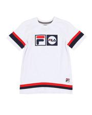 Fila - Logo Tee (8-20)-2352365