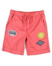 Boys - Fashion Twill Shorts (4-7)-2351337