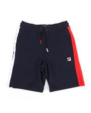 Fila - Logo French Terry Shorts (8-20)-2352416