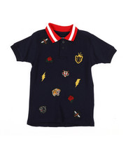 Polos - Embroidered Polo Knit Shirt (4-7)-2352669