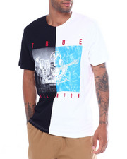 True Religion - SS BUDDHA WATER SPLIT TEE-2354272