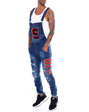 Jeans & Pants - VARSITY OVERALL-2353573