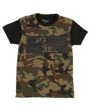 Arcade Styles - Crew Neck Camo T-Shirt (8-20)-2351806