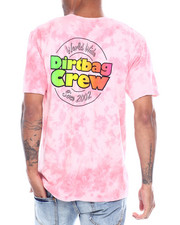 HUF - DBC COTTON CANDY WASH TEE-2354744