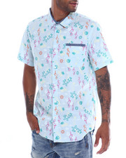 Union Bay - Fletcher Pool SS Poplin shirt-2353602
