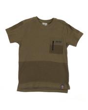 Phat Farm - Pintuck Zipper Front Pocket T-Shirt (8-20)-2353162