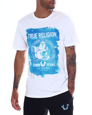 True Religion - SS PAINTED BUDDHA FASHION TEE-2354201
