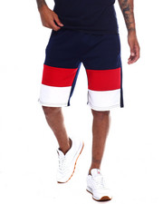 Buyers Picks - Men's Stripe French Terry Short-2355001