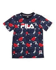 Fila - Floral Print Tee (8-20)-2352385