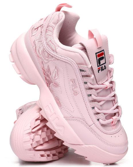 Fila - Disruptor II Embroidery Sneakers