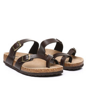 Mario Lopez - Double Strap Sandals-2349781