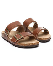 Mario Lopez - Double Strap Sandals-2349848