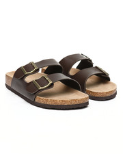 Mario Lopez - Double Strap Sandals-2349814