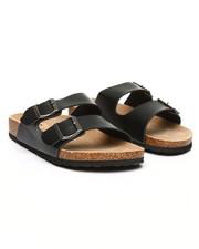 Mario Lopez - Double Strap Sandals-2349823