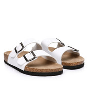 Mario Lopez - Double Strap Sandals-2349805