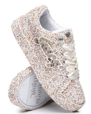 Juicy Couture - Avalon Glitter Sneakers (11-5)-2354515