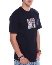 HUF - STICKER WARS BOX TEE-2355460